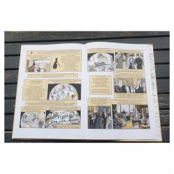 L'illustration Le salon d'Odette Swann dans l'album Autour de Madame Swann I.
