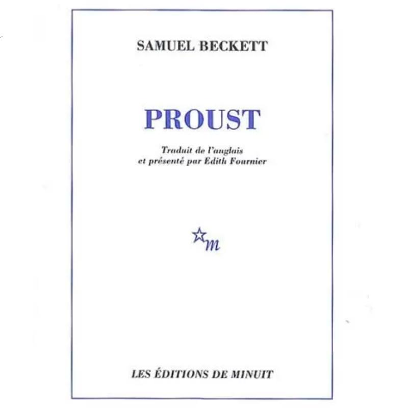 Proust de Samuel Beckett