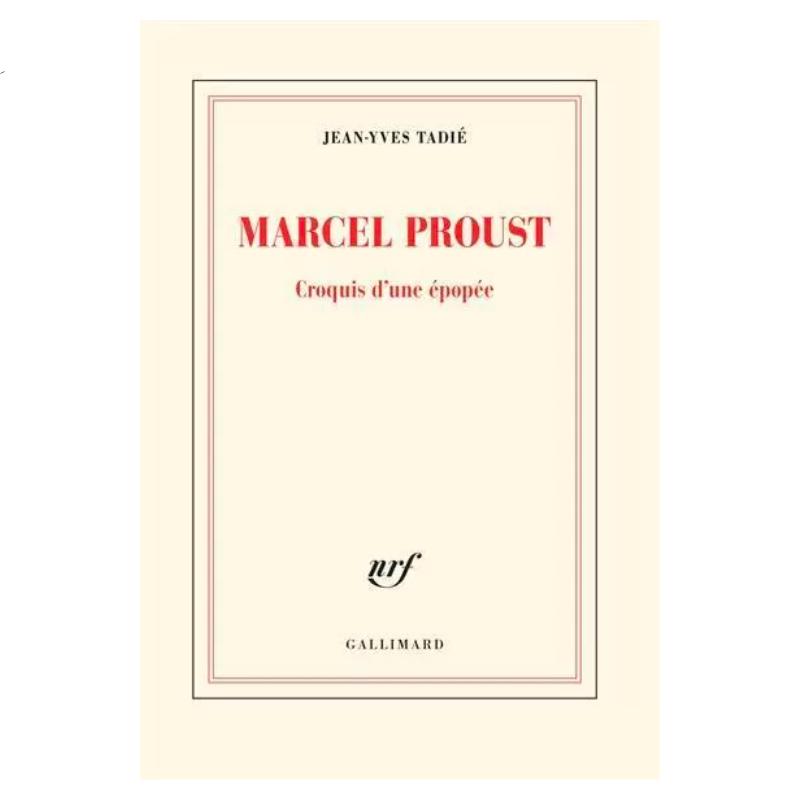 Marcel Proust. Croquis...