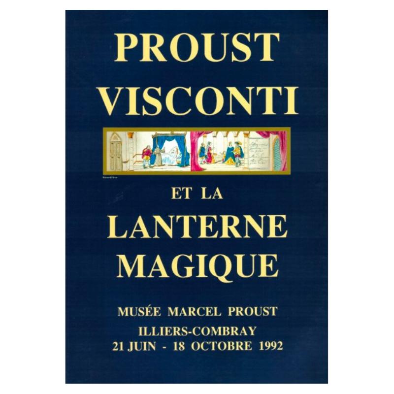Proust Visconti et la...