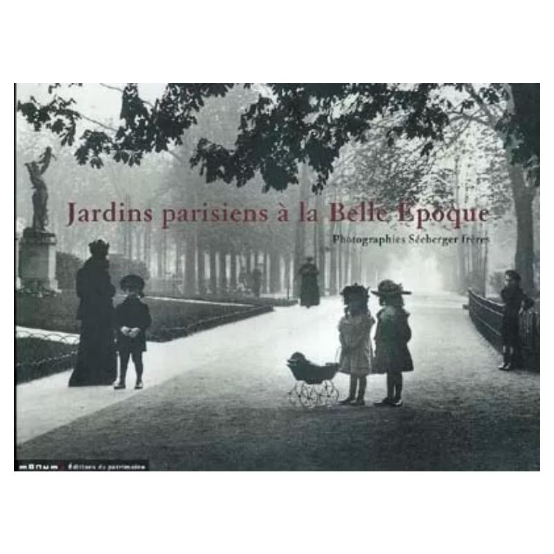 Jardins parisiens à la...