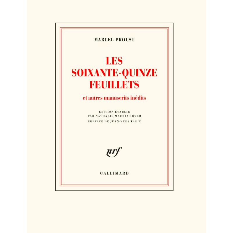 copy of Proust et les signes